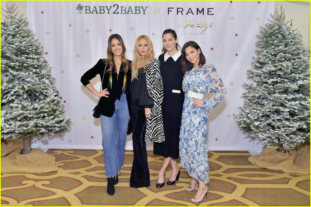 baby2baby holiday party december 2018 01