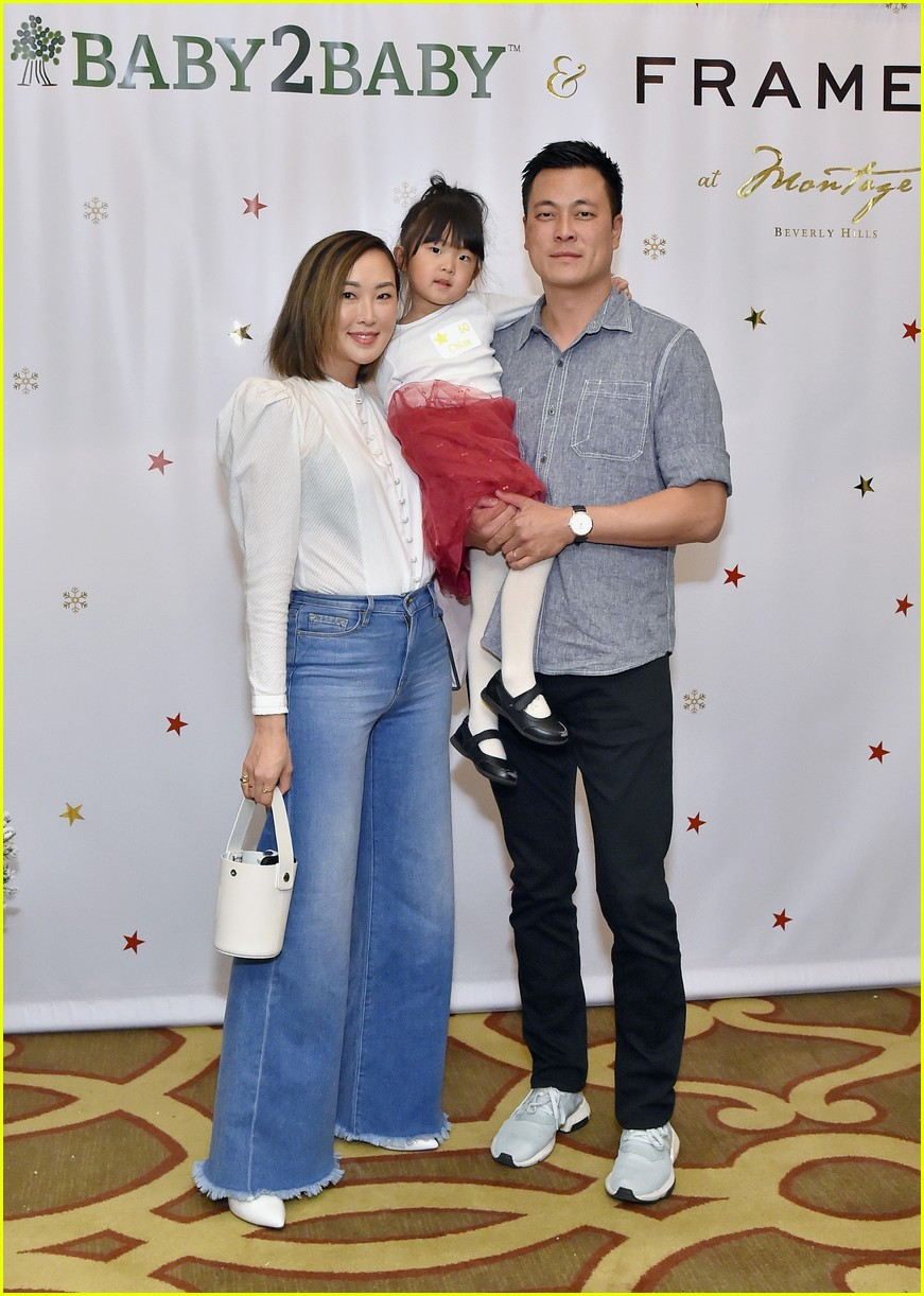 baby2baby holiday party december 2018 19