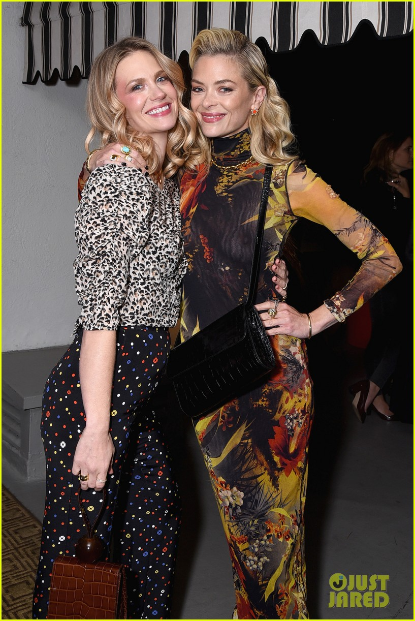 january jones jaime king more get festive at by far party 05