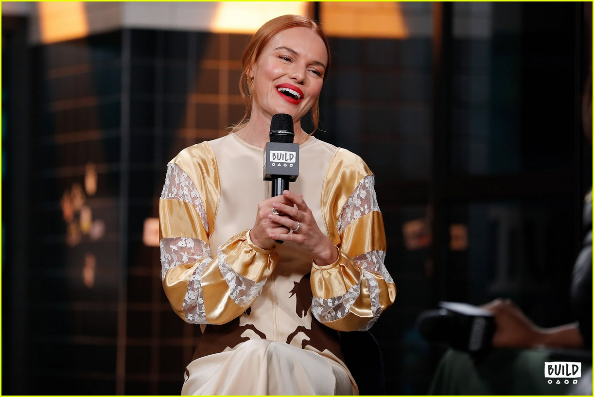 kate bosworth stops by build 01