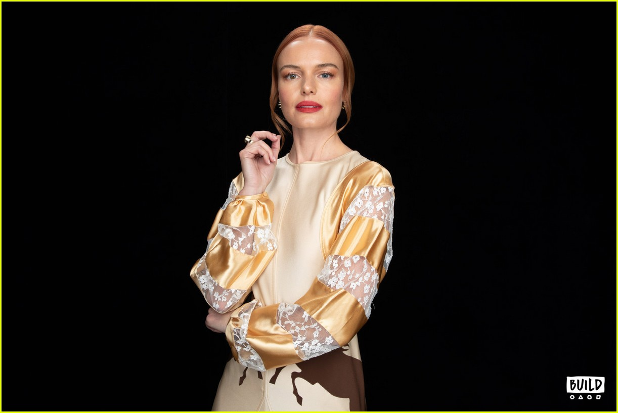 kate bosworth stops by build 03
