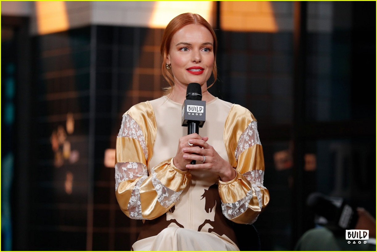 kate bosworth stops by build 05