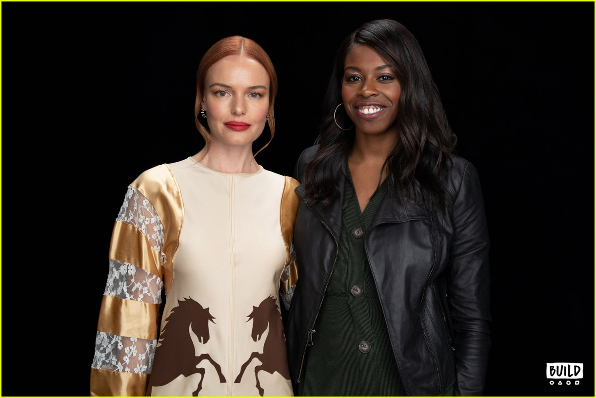 kate bosworth stops by build 06