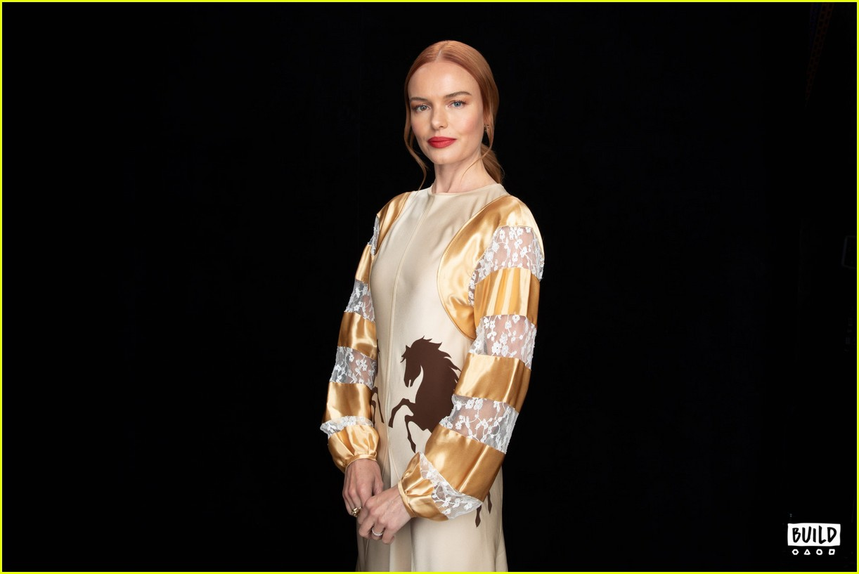 kate bosworth stops by build 07
