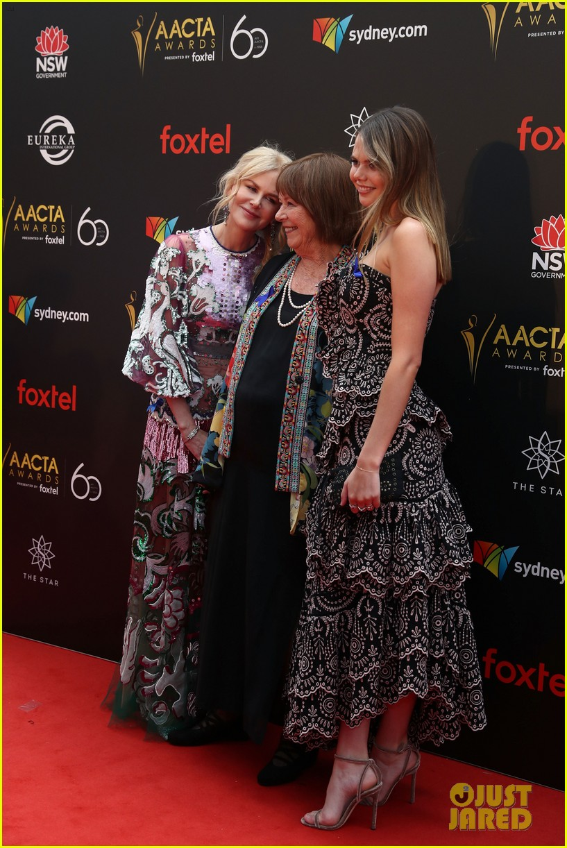 nicole kidman wins best supporting actress for boy erased at aacta awards 2018 114193700