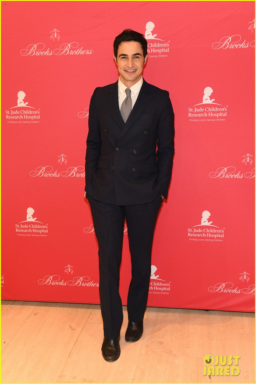 matthew morrison brooks brothers party 06