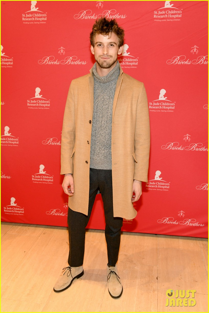 matthew morrison brooks brothers party 15