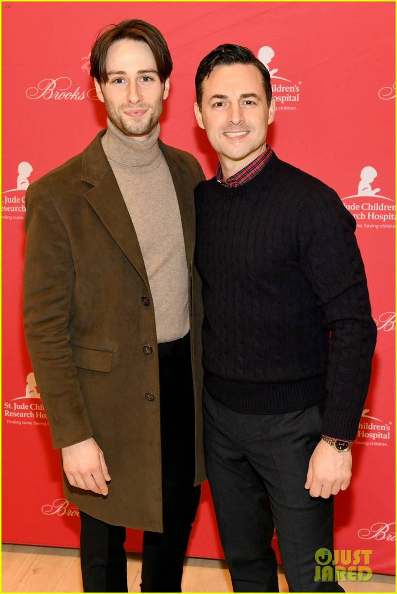matthew morrison brooks brothers party 16
