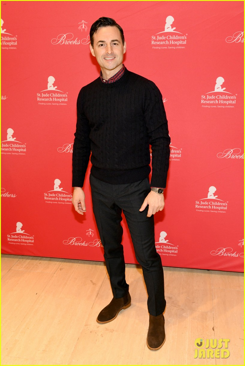 matthew morrison brooks brothers party 17
