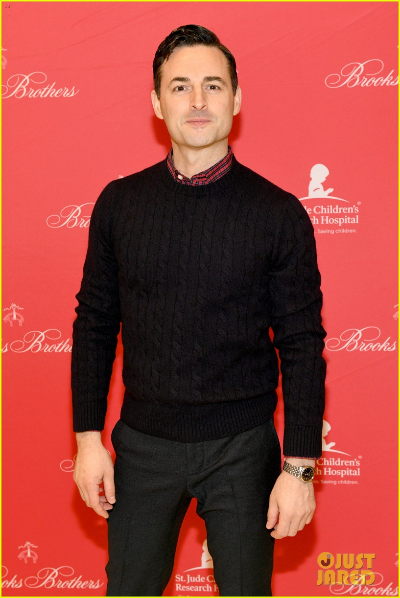 matthew morrison brooks brothers party 18