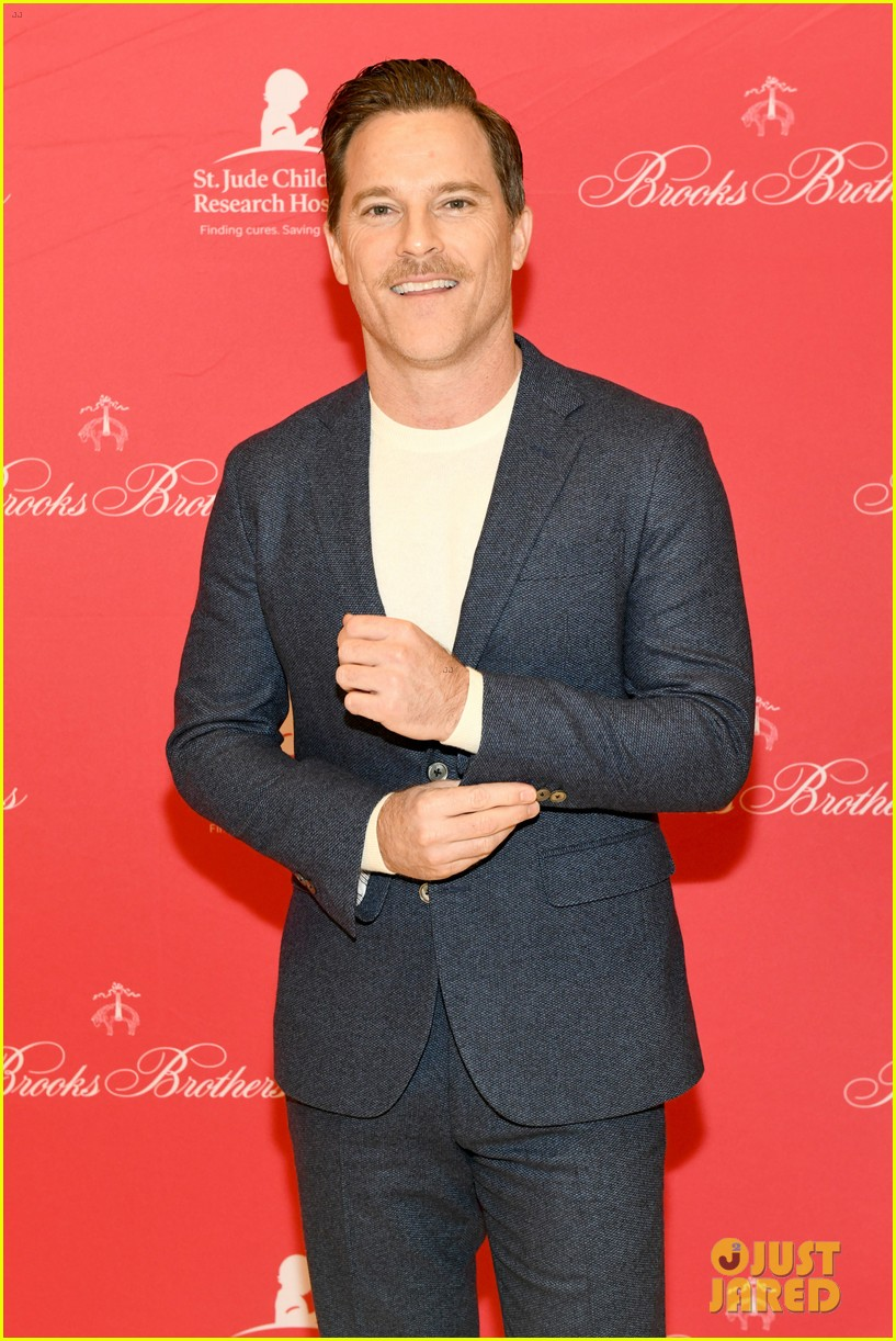 matthew morrison brooks brothers party 24