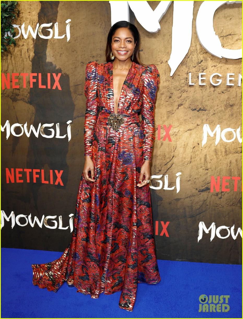 naomie harris mowgli london premiere 014193341