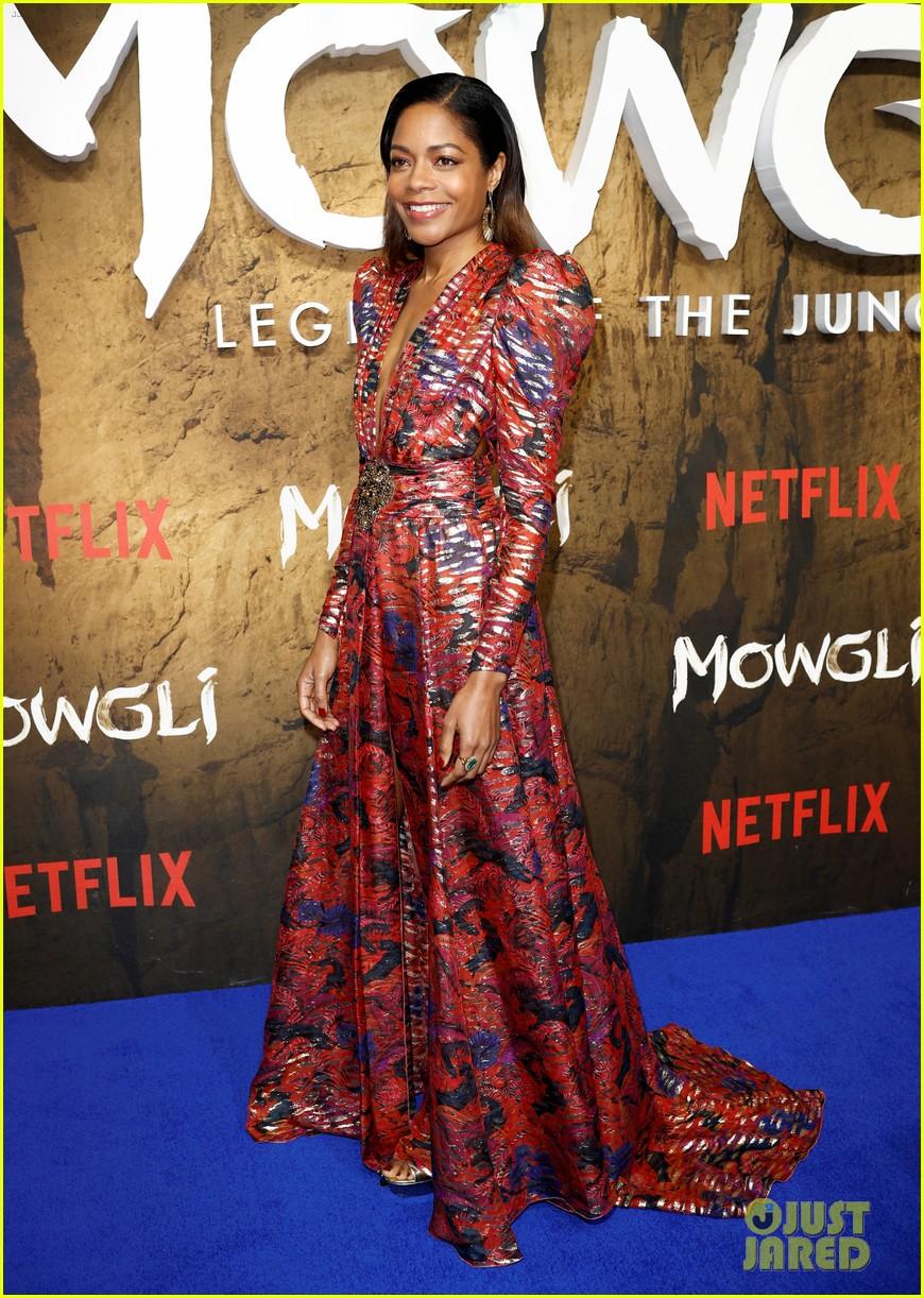 naomie harris mowgli london premiere 134193353