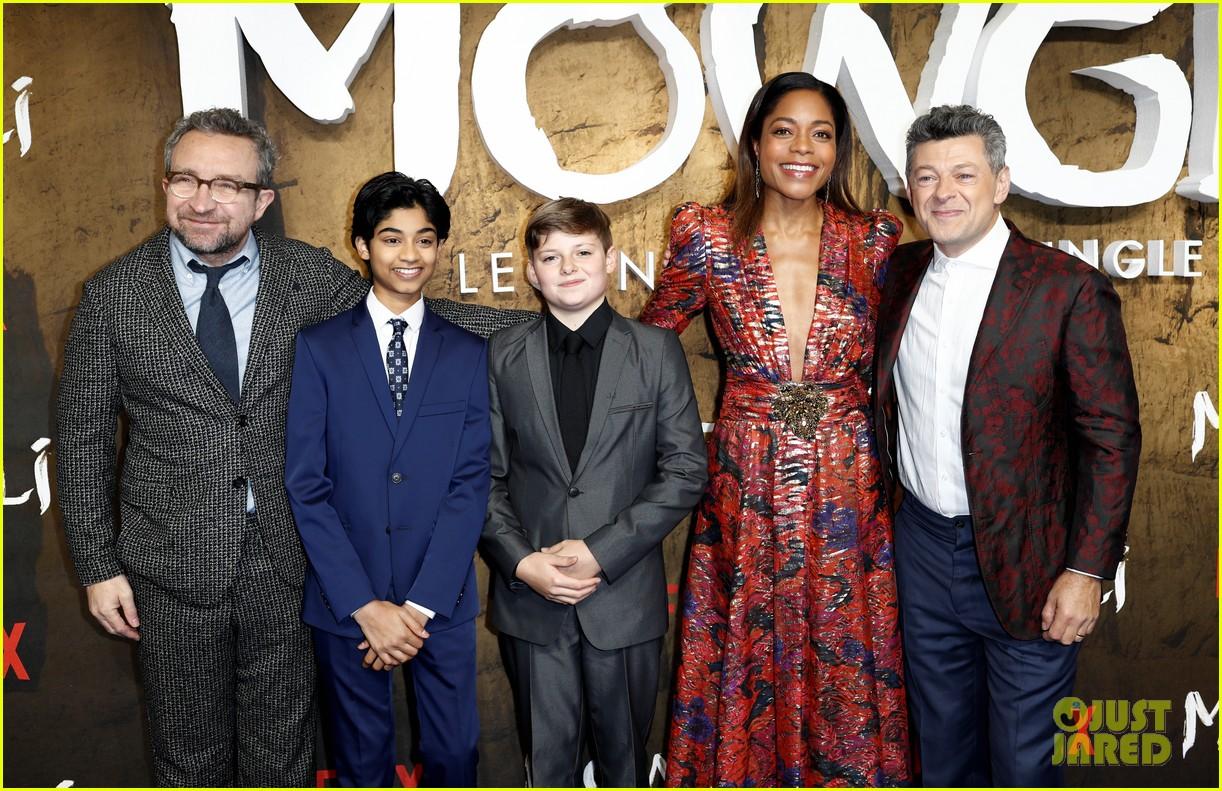 naomie harris mowgli london premiere 174193357