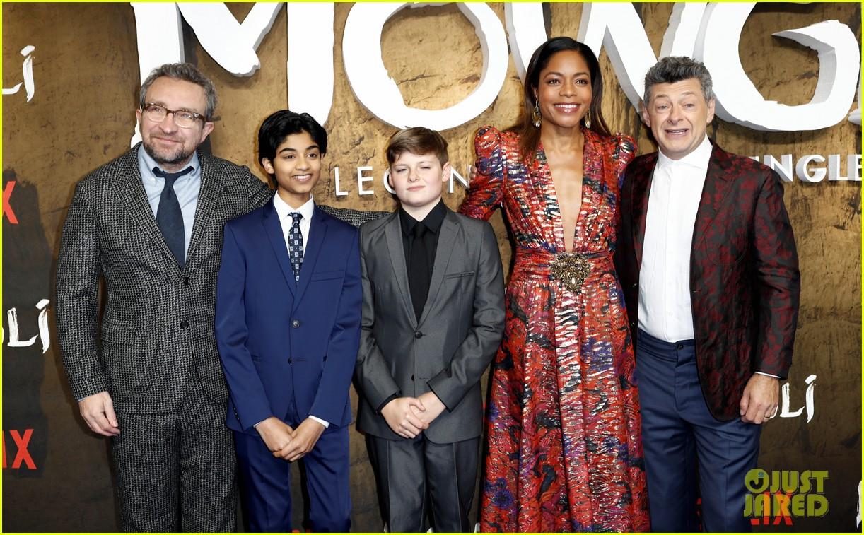 naomie harris mowgli london premiere 184193358