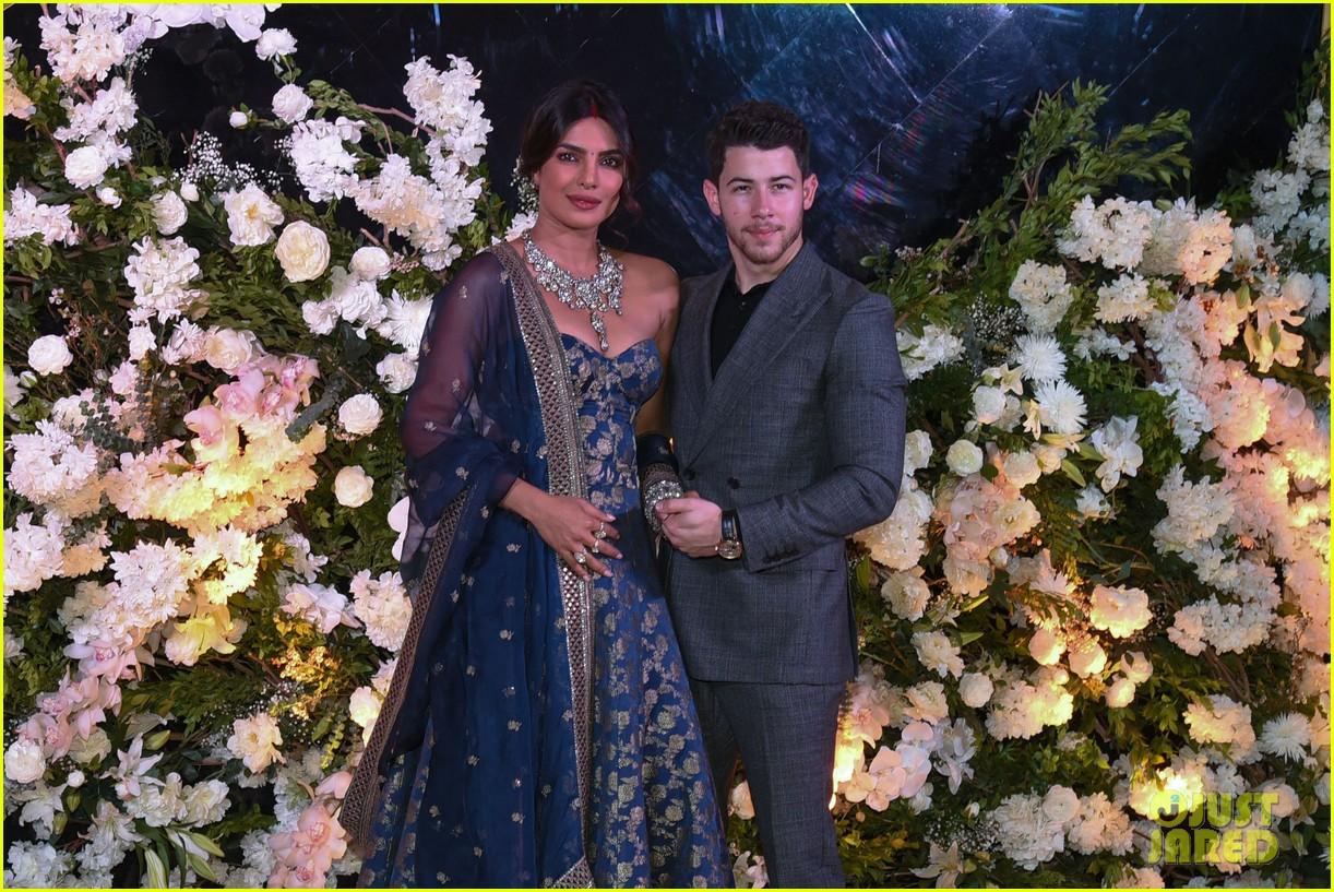 Nick Jonas Priyanka Chopra Host Second Wedding Reception