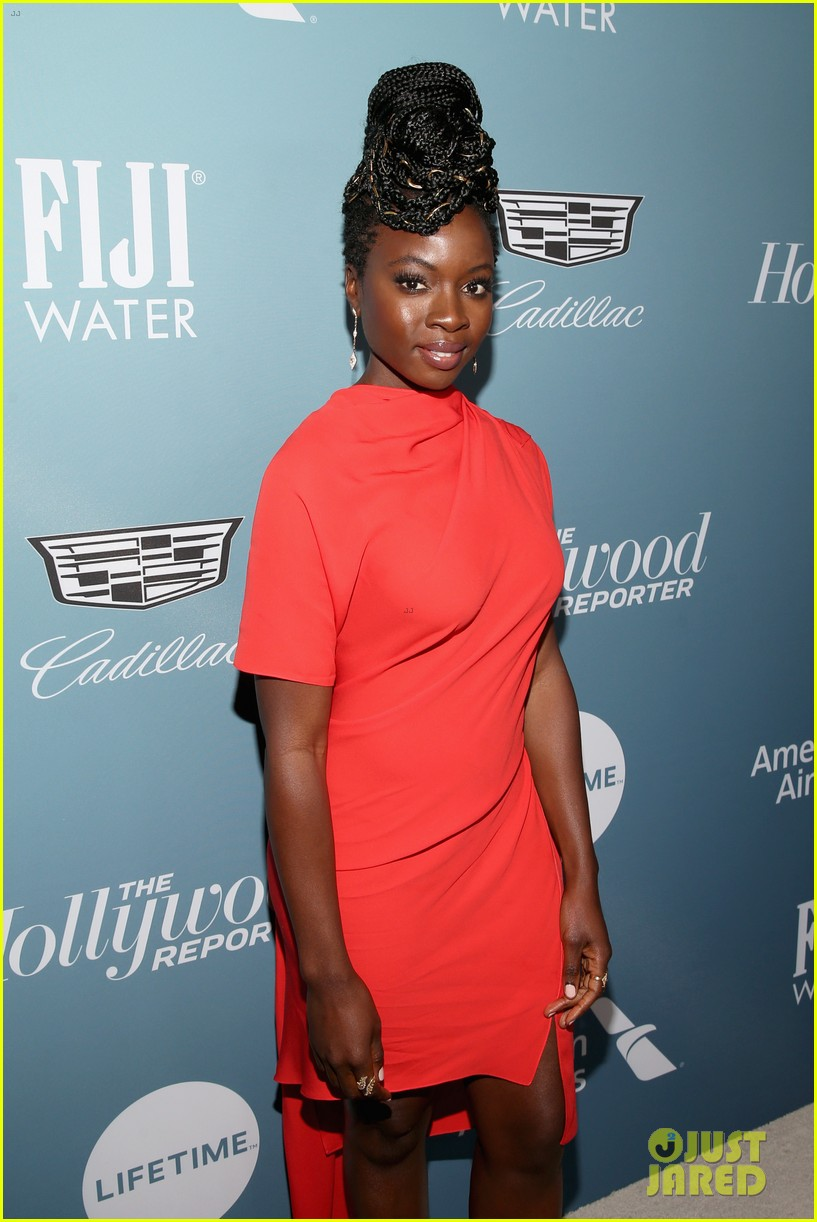 lupita nyongo black panther cast surprise student with scholarship at thrs power 100 06