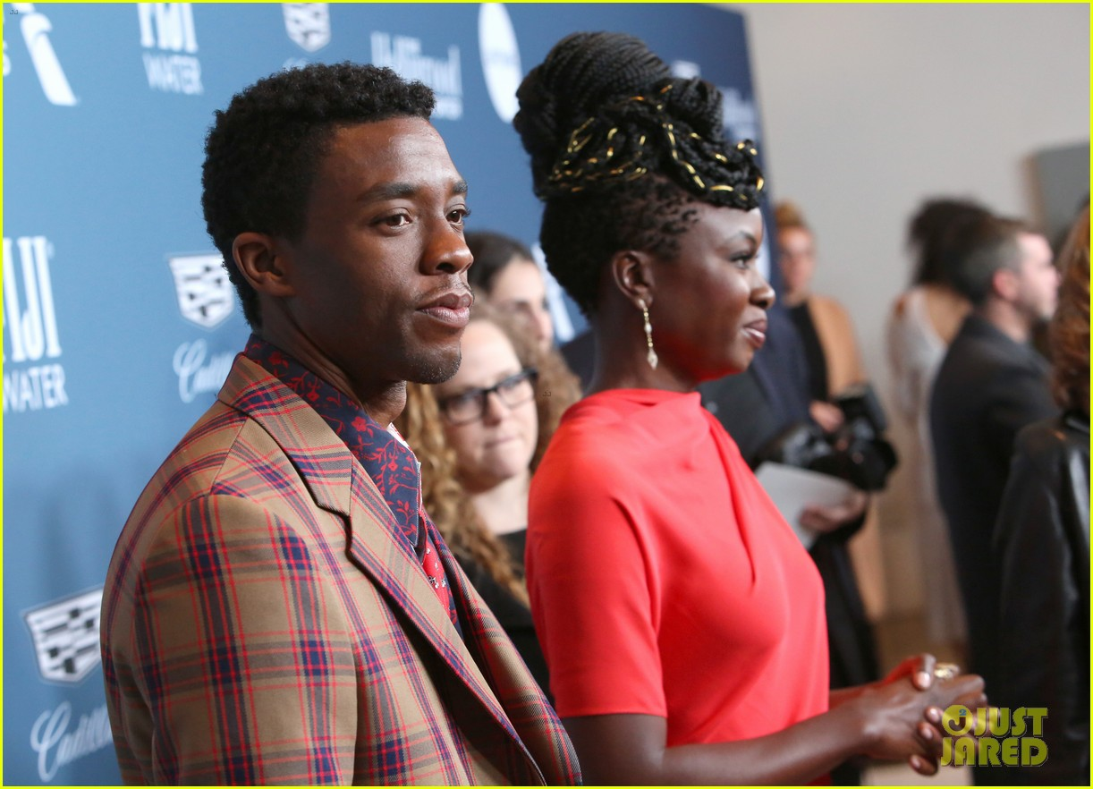 lupita nyongo black panther cast surprise student with scholarship at thrs power 100 18