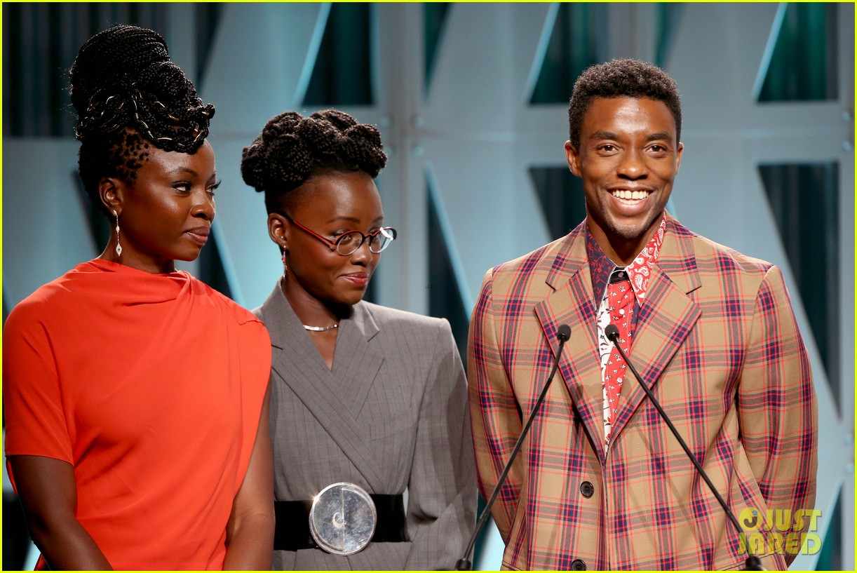 lupita nyongo black panther cast surprise student with scholarship at thrs power 100 23