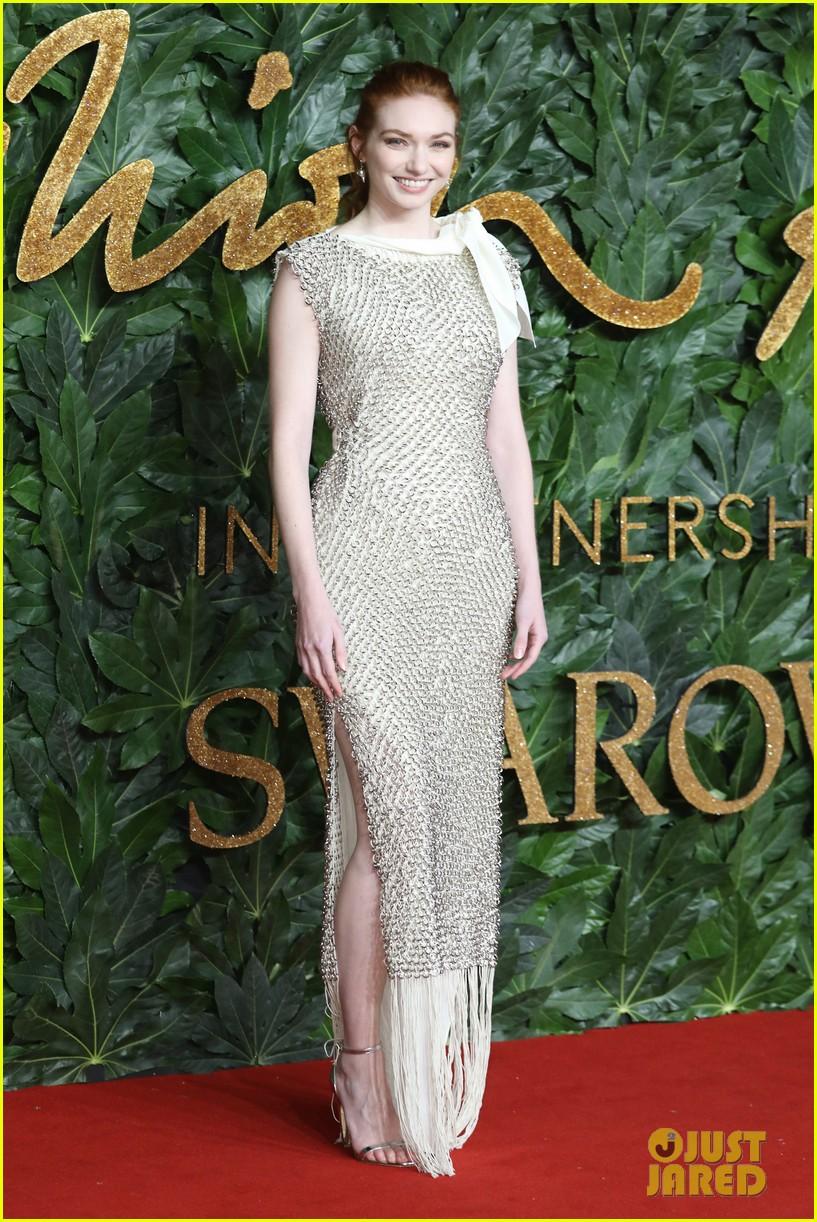 rosamund pike carey mulligan naomie harris the fashion awards 11