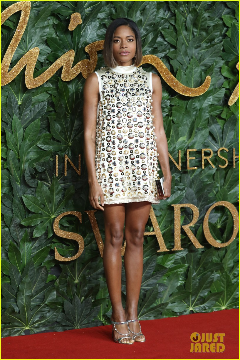 rosamund pike carey mulligan naomie harris the fashion awards 204196741
