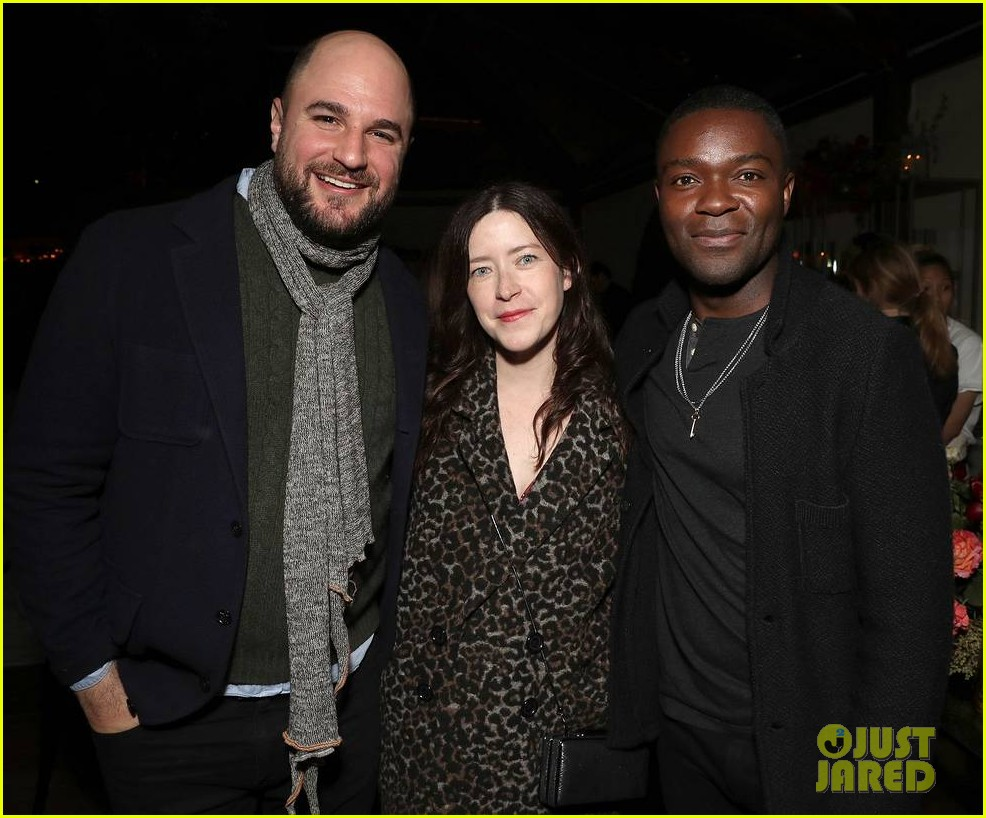 brad pitt timothee chalamet katy perry more get festive at amazon studios holiday party 074191899