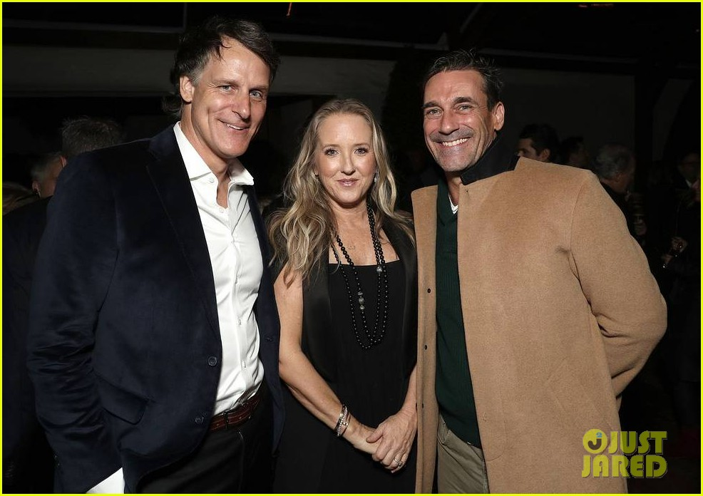brad pitt timothee chalamet katy perry more get festive at amazon studios holiday party 144191906