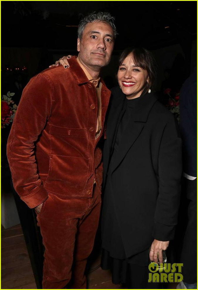 brad pitt timothee chalamet katy perry more get festive at amazon studios holiday party 154191907