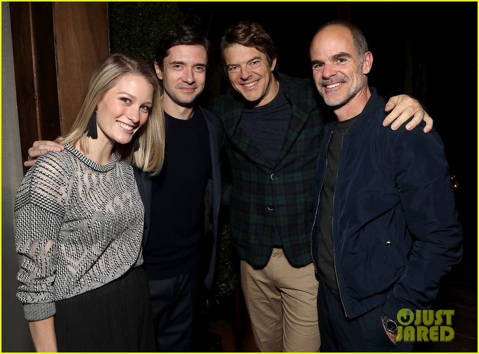 brad pitt timothee chalamet katy perry more get festive at amazon studios holiday party 294191921