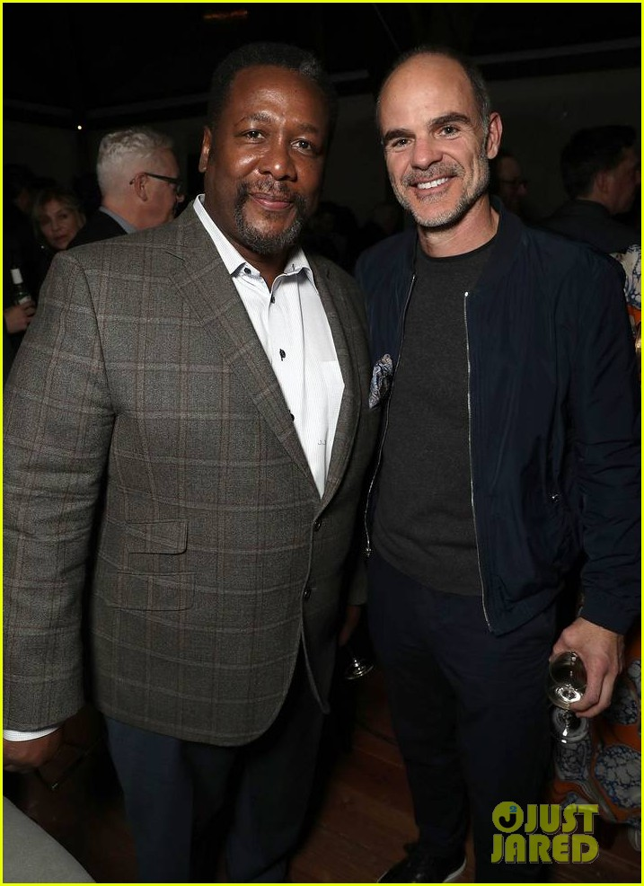 brad pitt timothee chalamet katy perry more get festive at amazon studios holiday party 314191923