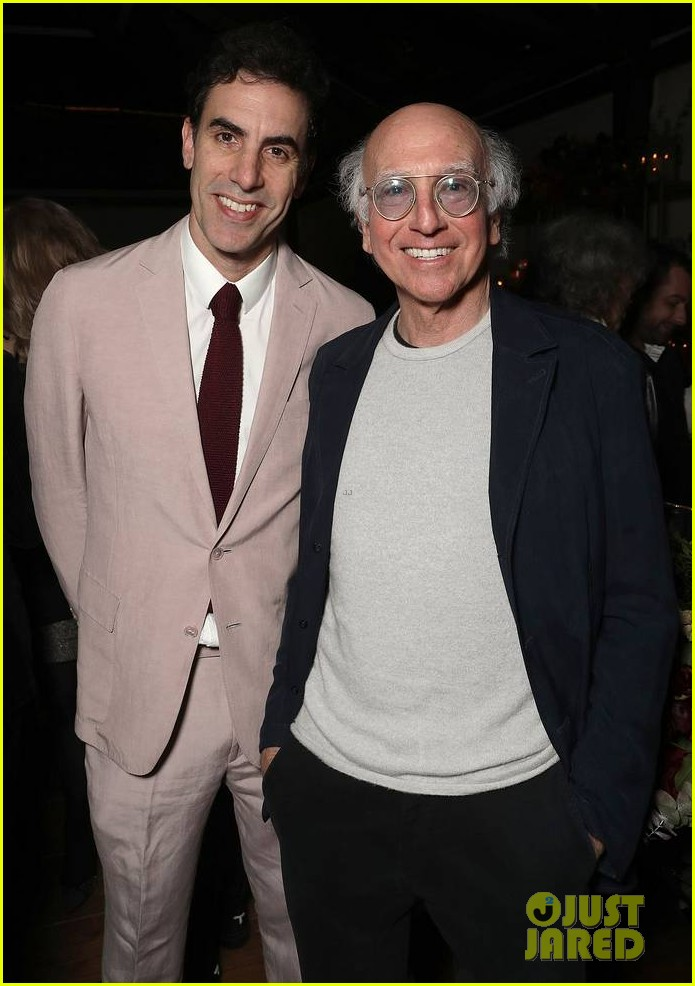 brad pitt timothee chalamet katy perry more get festive at amazon studios holiday party 324191924