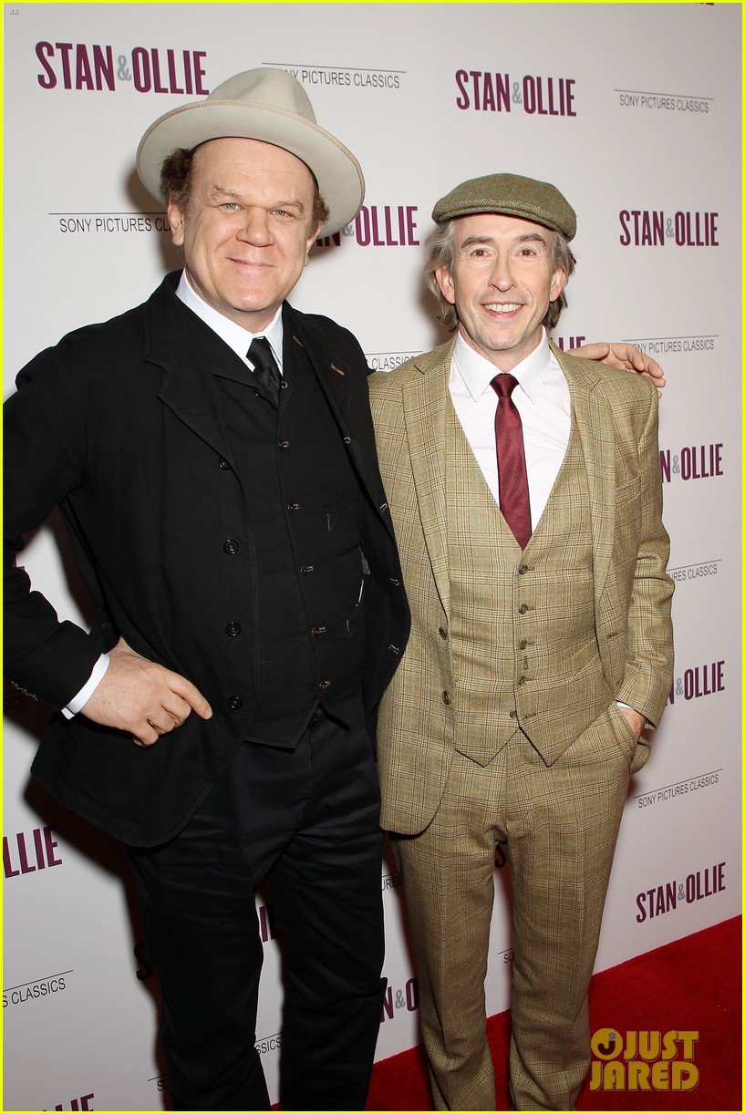 john c reilly steve coogan bring stan ollie to new york 074197108