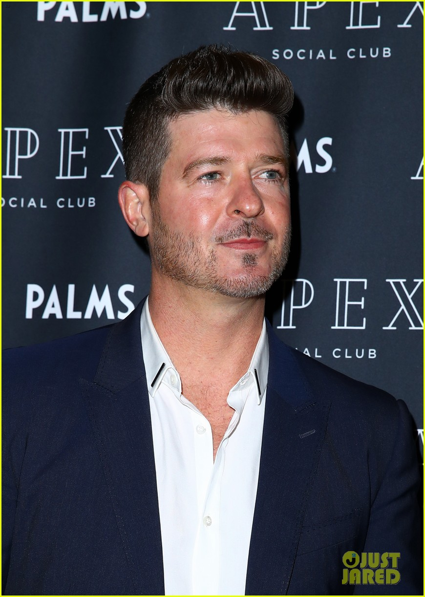 robin thicke new years eve ready 11