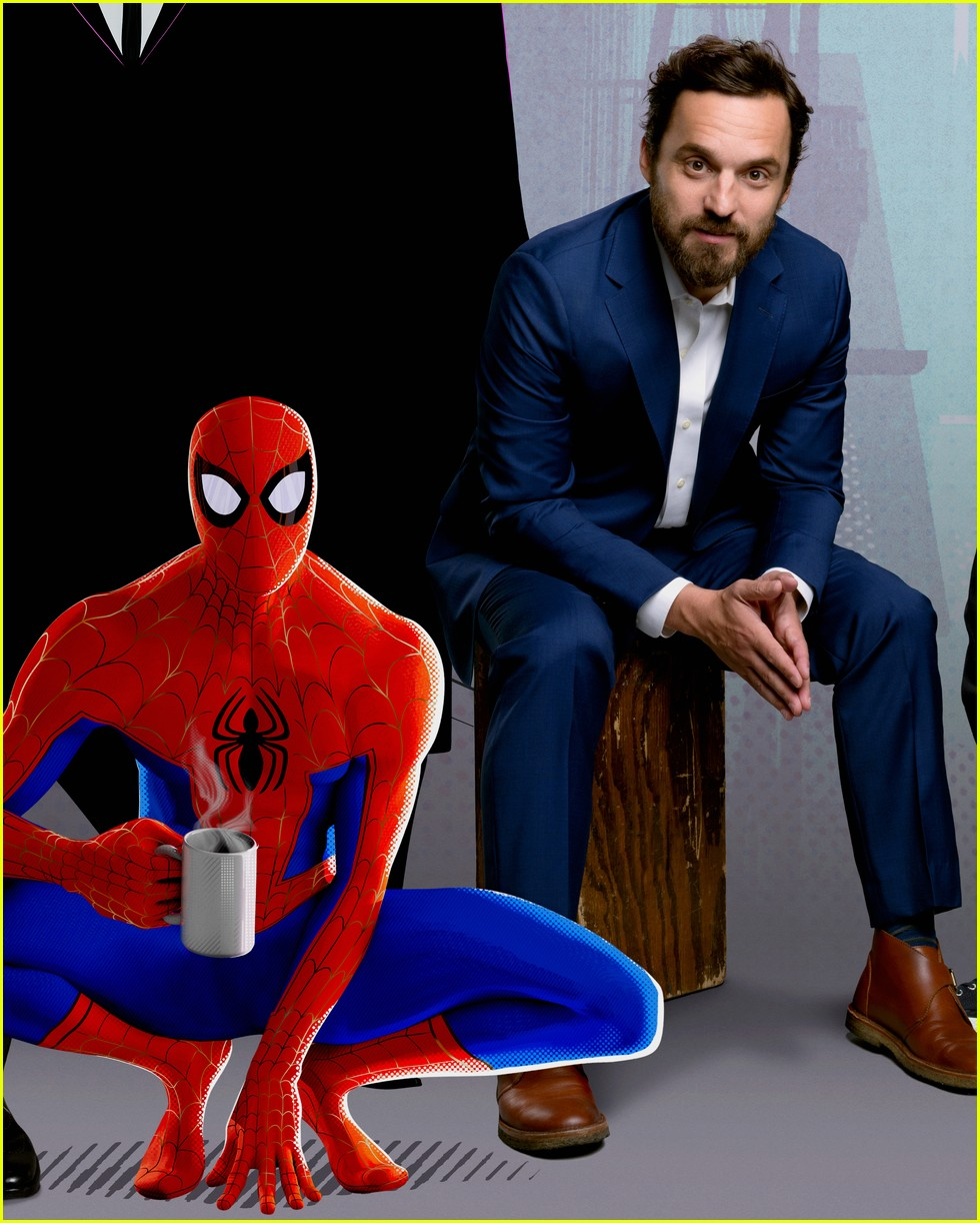 Spider-Man: Into the Spider-Verse' Voice Cast - Meet the