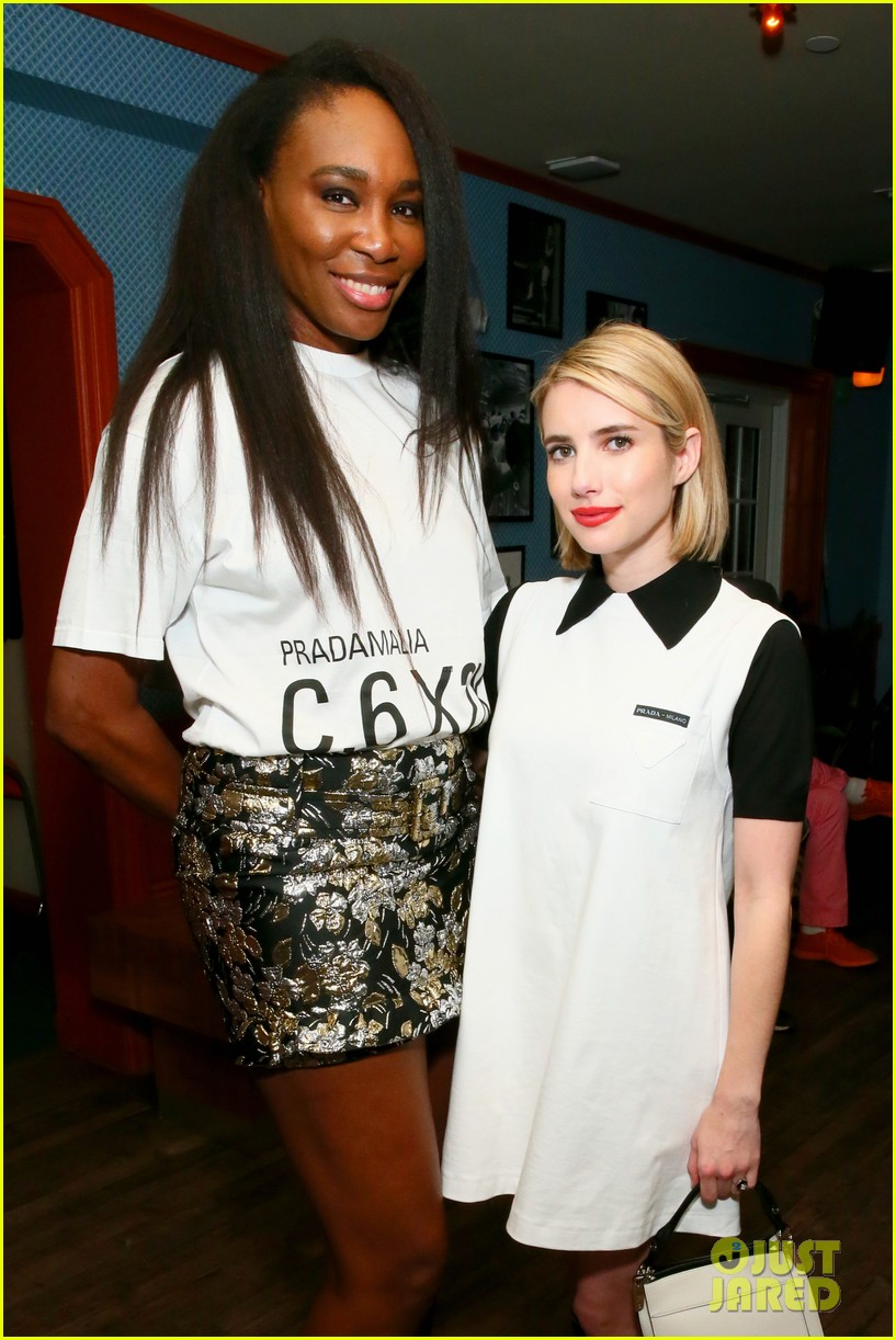 kanye west emma roberts hit the town during art basel in miami 06