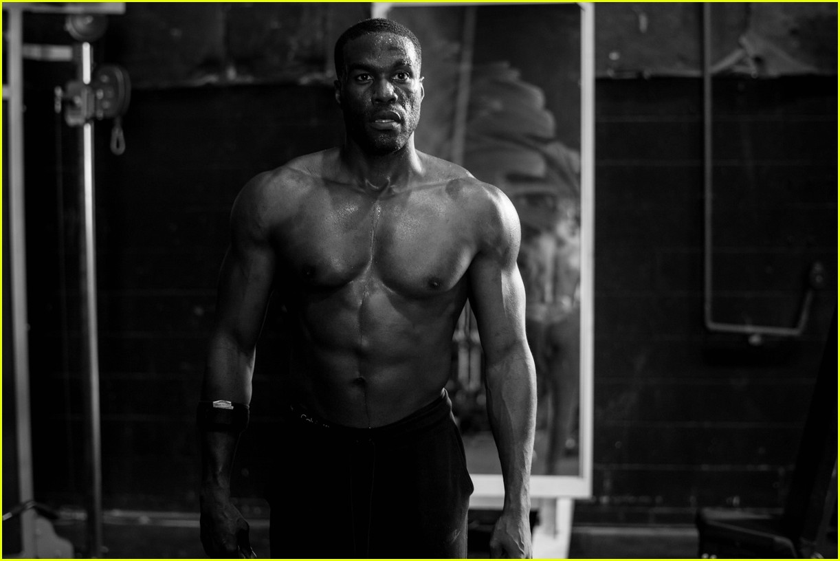 Image result for Yahya Abdul-Mateen II