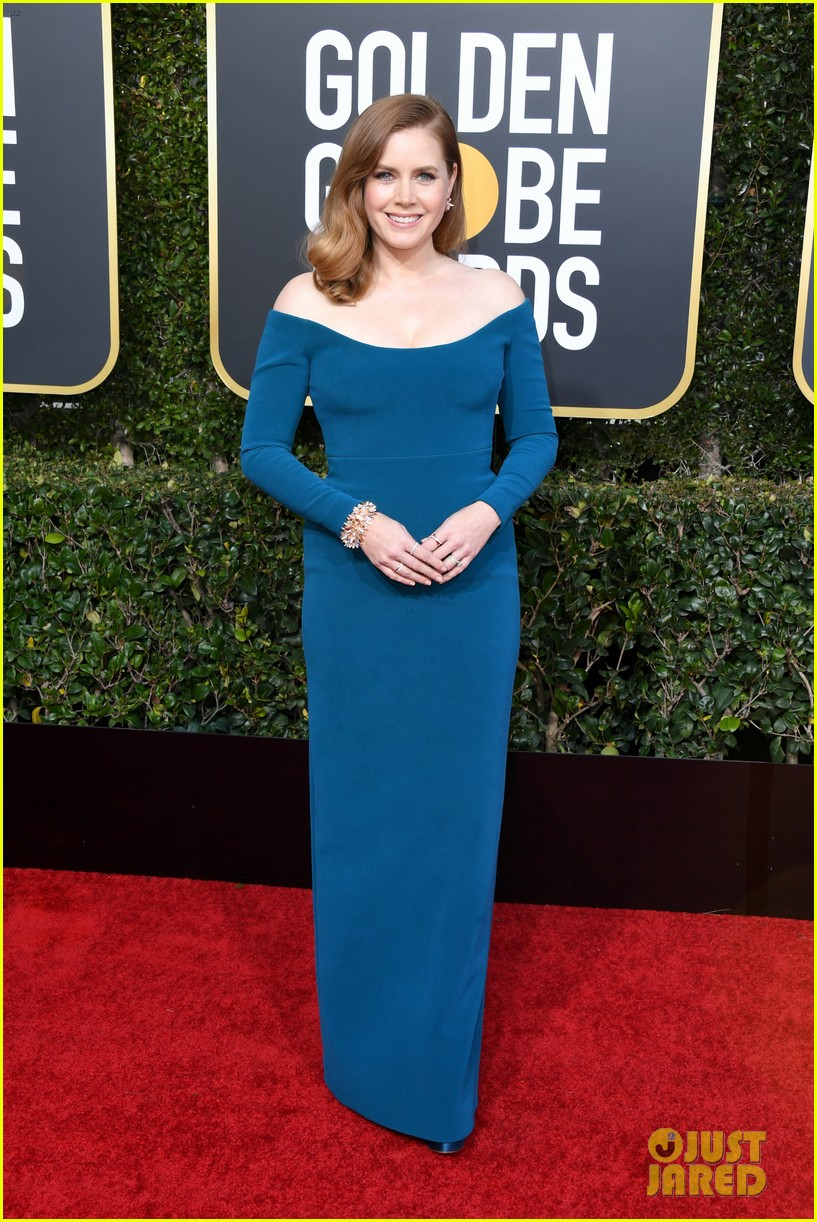 amy adams golden globes 2019 094206855