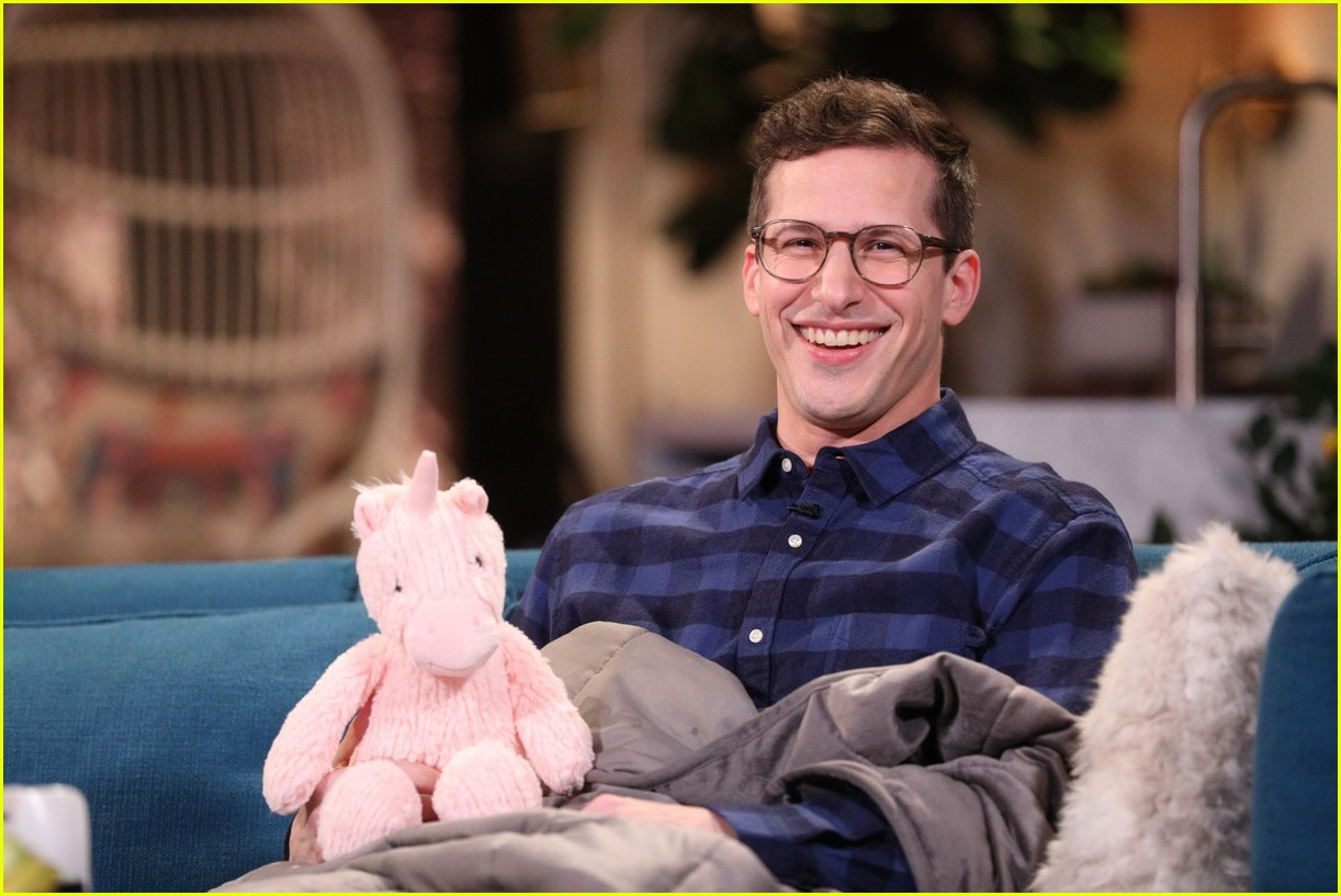 andy samberg busy tonight january 2019 15