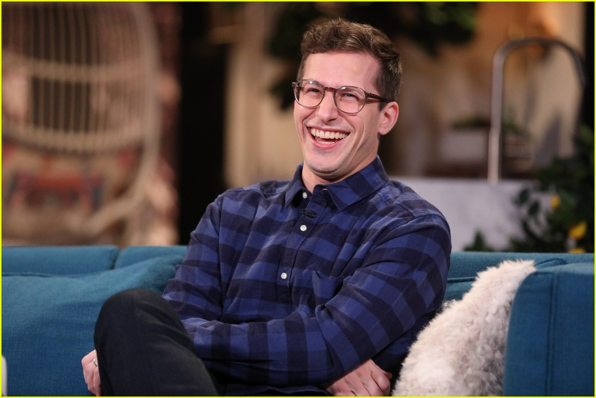 andy samberg busy tonight january 2019 18
