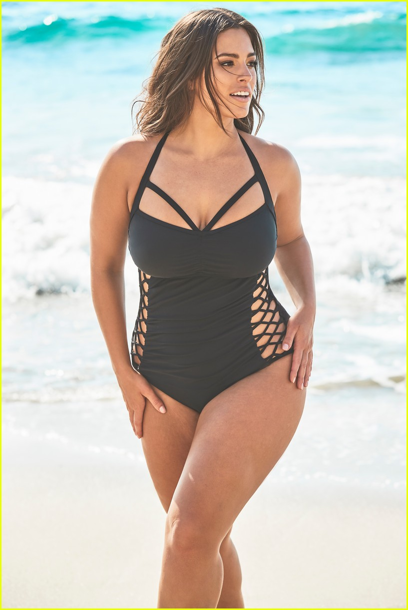 ashley graham relaunches swimsuits for all essentials collection 06