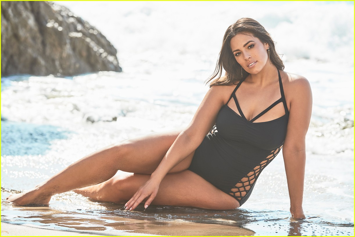 ashley graham relaunches swimsuits for all essentials collection 08