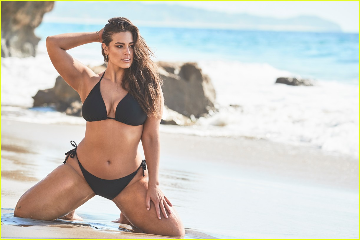 ashley graham relaunches swimsuits for all essentials collection 12