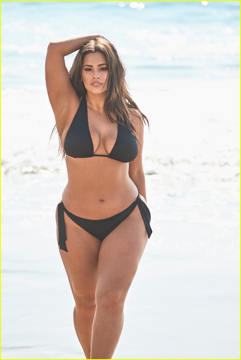 ashley graham relaunches swimsuits for all essentials collection 15
