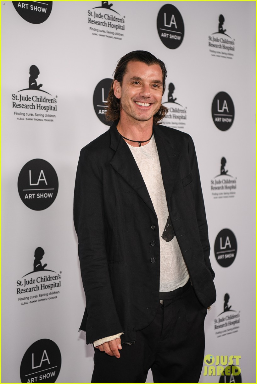 kate beckinsale gavin rossdale more support l a art shows opening night gala 074215814