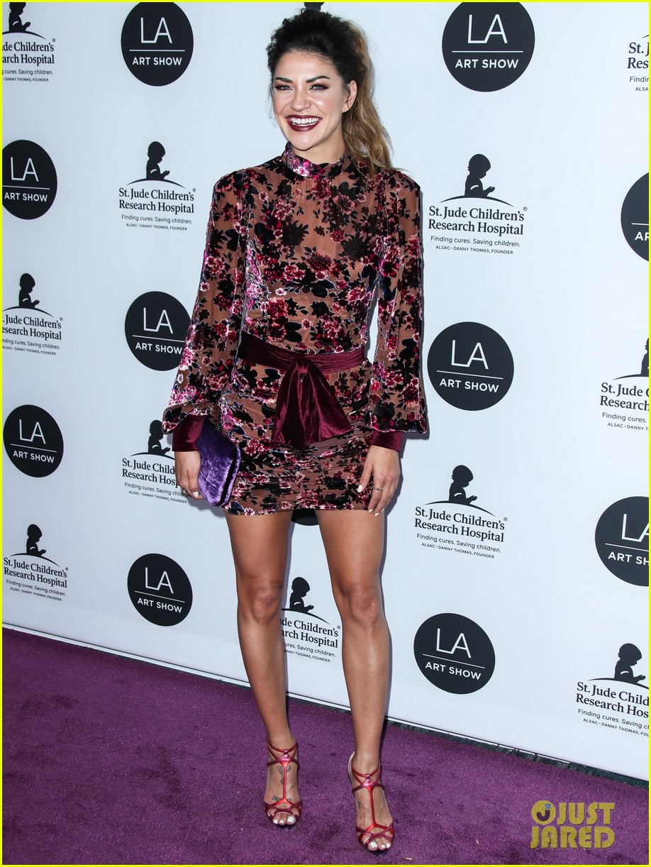 kate beckinsale gavin rossdale more support l a art shows opening night gala 294215836