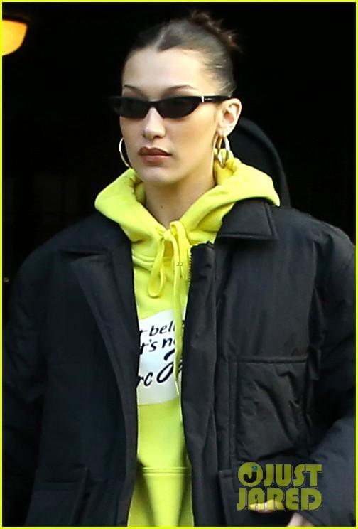 bella hadid the weeknd filming new york city 07