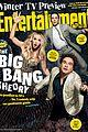 big bang theory ew