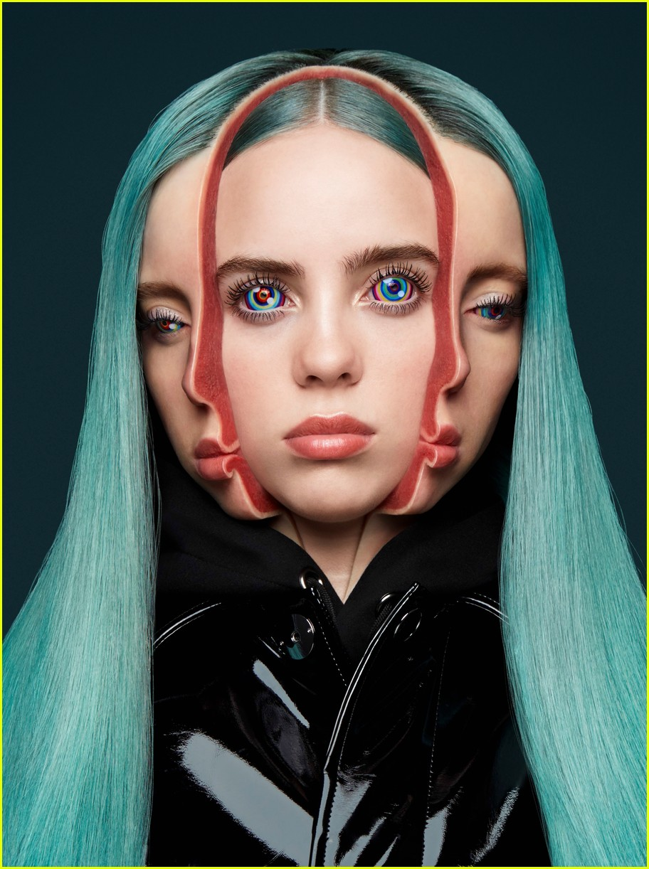 All The Girls Standing In The Line For The Bathroom: Billie Eilish Opens Up About Living With Tourette's