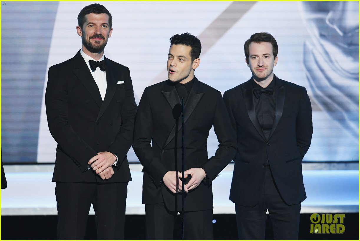 bohemian rhapsody cast teams up for sag awards 2019 314218686
