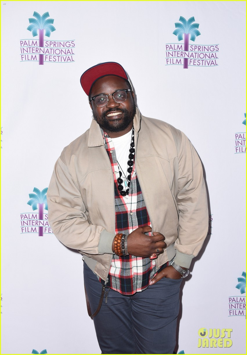 brian tyree henry spider man screening palm springs film fest 01